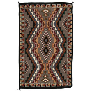 Navajo Regional Weaving / Rug, From the Robert B. Riley Collection, Illinois