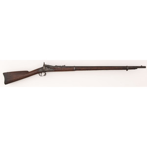U.S. Springfield Model 1866 Two-Band Rifle