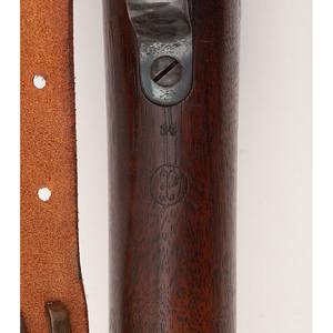 ** U.S. Springfield Model 1898 Krag Rifle with Sling