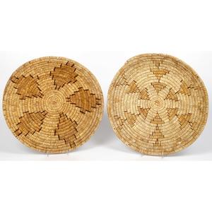 Mescalero Apache Baskets