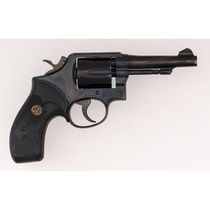 * Smith & Wesson Model 10-5 Revolver