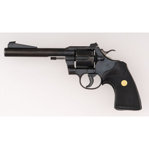** Colt Officer's Model Special Revolver