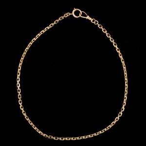 18k Gold Watch Chain