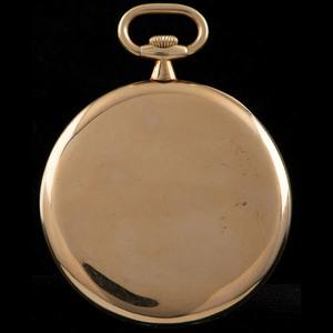 Gruen Precision 18k Gold Pocket Watch