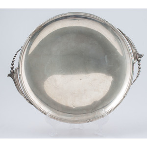 Woodside Sterling Silver Tray