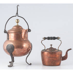 Copper Kettles and Brass Footmen
