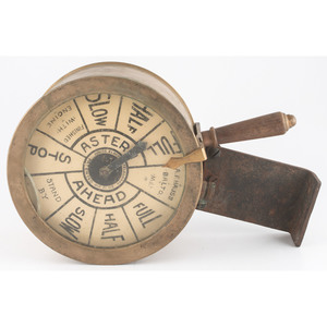 Hauss Ship Telegraph and Documents, Plus