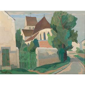 Clément Serveau (French, 1886-1972)