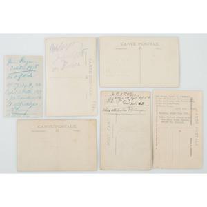 World War I Archive of Henri H. Petitjean