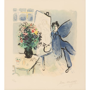 Marc Chagall (Russian / French, 1887-1985)