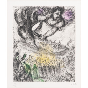 Marc Chagall (Russian-French, 1887-1985)