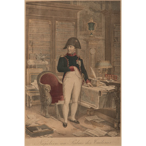 Napoleon Bonaparte 1814 LS to Marshal Michel Ney, in Final Weeks Before Exile