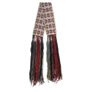 Potawatomi Loom Woven Sash