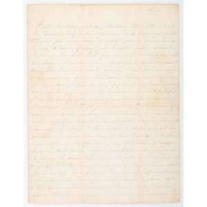 Civil War Archive of Corporal James Withington, 3rd Massachusetts Cavalry, KIA Red River Campaign