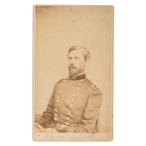 General John F. Reynolds, KIA Gettysburg, CDV