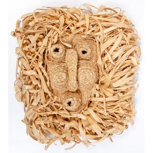 Haudenosaunee Cornhusk Mask