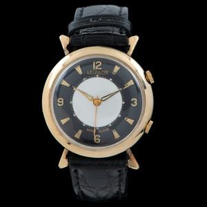 LeCoultre Wrist Alarm Watch