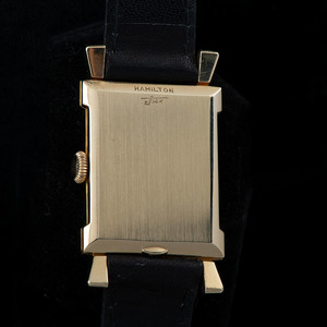 Hamilton Berkshire 14k Gold Wrist Watch