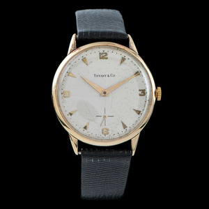 Tiffany & Co. 14k Gold Wristwatch