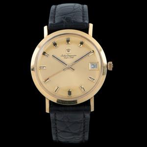 Jules Jurgensen 14k Gold Wristwatch