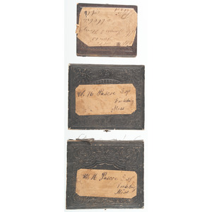 Confederate Dead Letter Image Collection