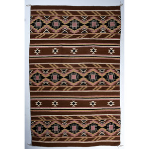 Navajo Wide Ruins Weaving / Rug