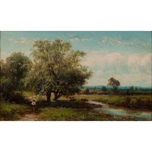 Joseph Antonio Hekking (American, 1830-c.1903)
