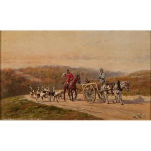Olivier Charles de Penne (French, 1831-1897)