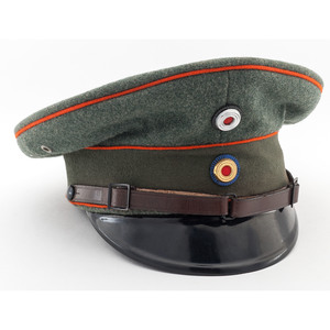 Composite German Cap