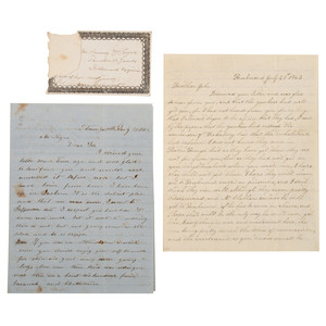 The Civil War, Northern and Southern Women's Letters from the Homefront