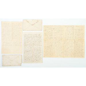 Civil War Letters of Private Aaron A. Smith, New Hampshire Volunteers, Incl. Description of New Orleans