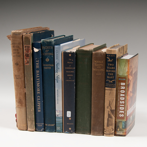 Collection of Sailing Books