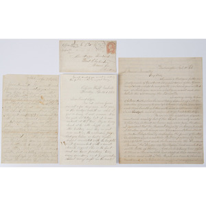 Lincoln, Politics, and Reconstruction: Civil War Letters