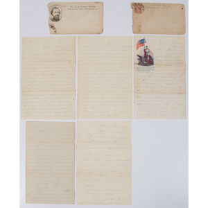 Civil War Letters of Samuel C. Fell, PA 8th and PA 61st Infantry