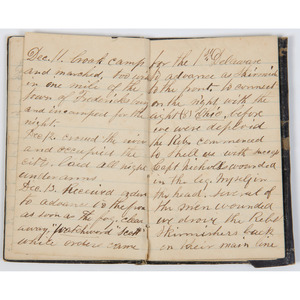 Civil War Diary of Maj. William F. Smith, Wounded at Fredericksburg and Gettysburg, DOW Following Boydton Plank Road