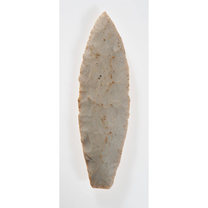 A Paleo Lance, Length 5 in.