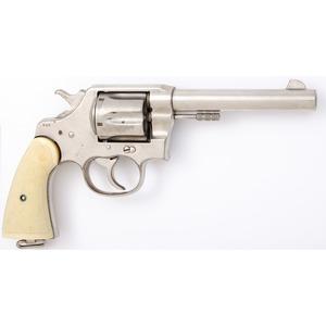 **  Colt U.S. Model 1917 Revolver