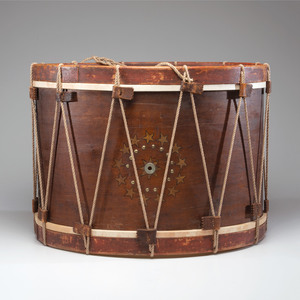 Civil War-Era Snare Drum