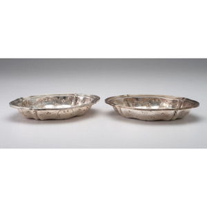 Durgin for Gorham Sterling Vegetable Dishes