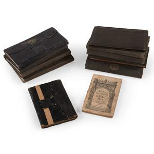 Diaries of Nathaniel Truell, Civil War and GAR, 7th NH Vols., Plus