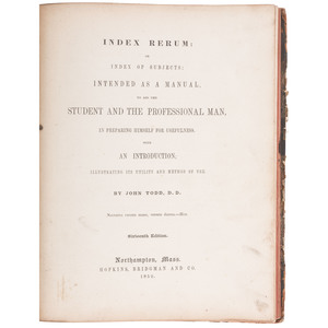 Physician's Book Describing Civil War Soldiers' Injuries and Medical Examinations