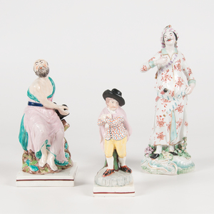 Staffordshire and Derby Figures