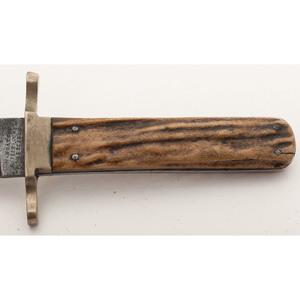 Confederate Manhattan Cutler Co. Bowie Knife