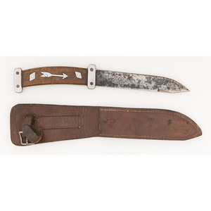 Mountain Man Knife