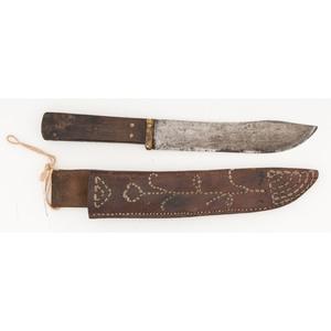 Mountain Man's Knife