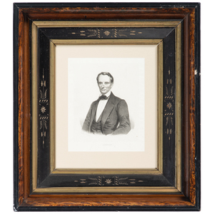 Abraham Lincoln, Trio of Early Prints