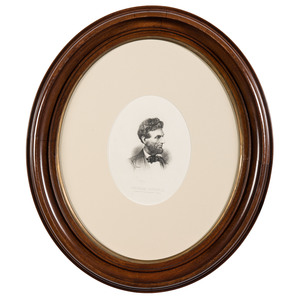 Printed Portraits of Abraham Lincoln, Including A.K. Kipps Rendition