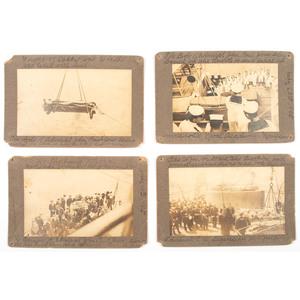 Revolutionary War Naval Captain John Paul Jones Reinterment Photographs