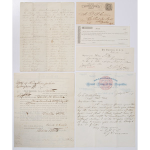 New Hampshire Civil War Documents, Plus