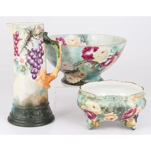 Limoges and Belleek Porcelain Wares